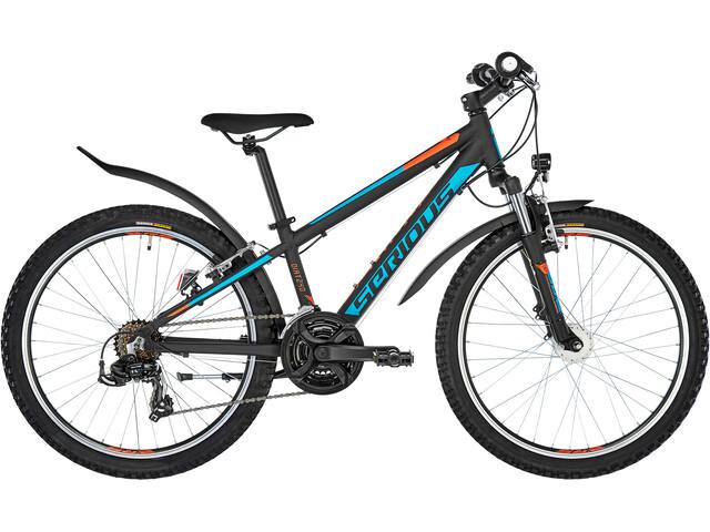 Serious Dirt 240 Børnecykel 33cm sort (2019) | City-cykler